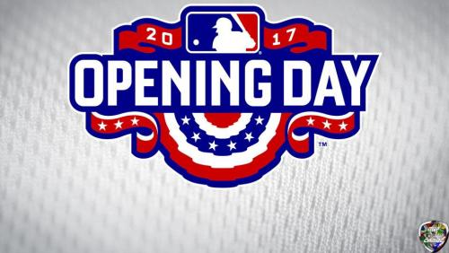 Screenshot for 2017 MLB Opening Day Roster