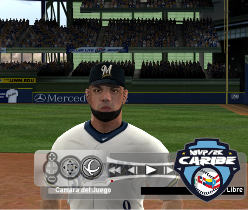 Screenshot for face de manny piña mvp baseball 2017